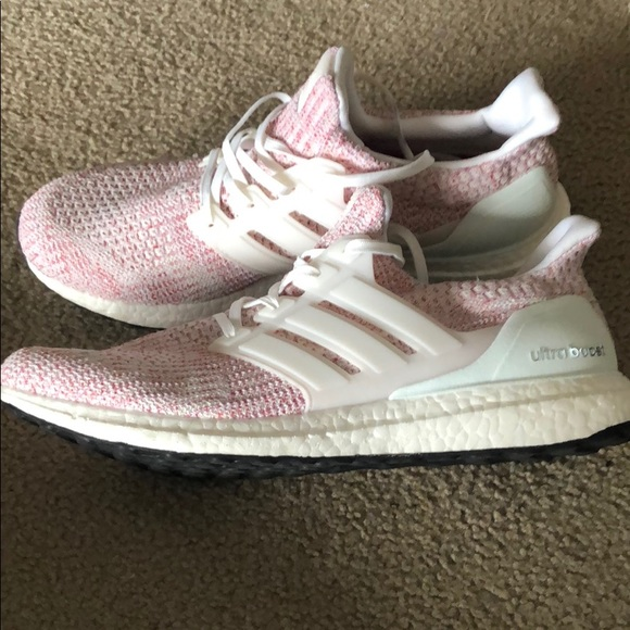 best sneakers 49772 f74e3 Adidas Ultra Boost Candy Cane colorway